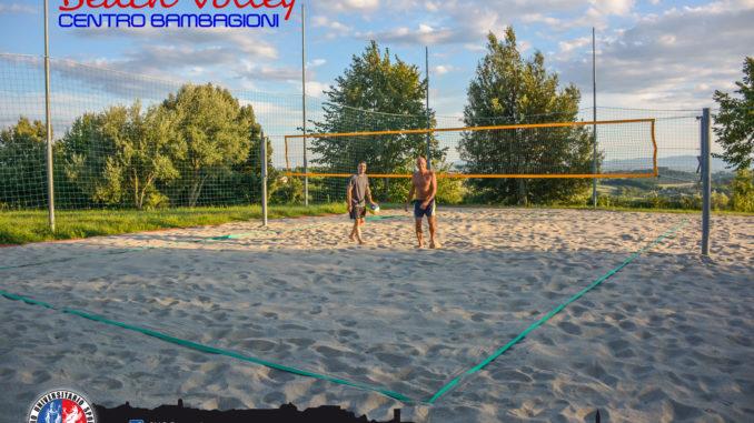 Il cus perugia rilancia il beach volley al centro sportivo