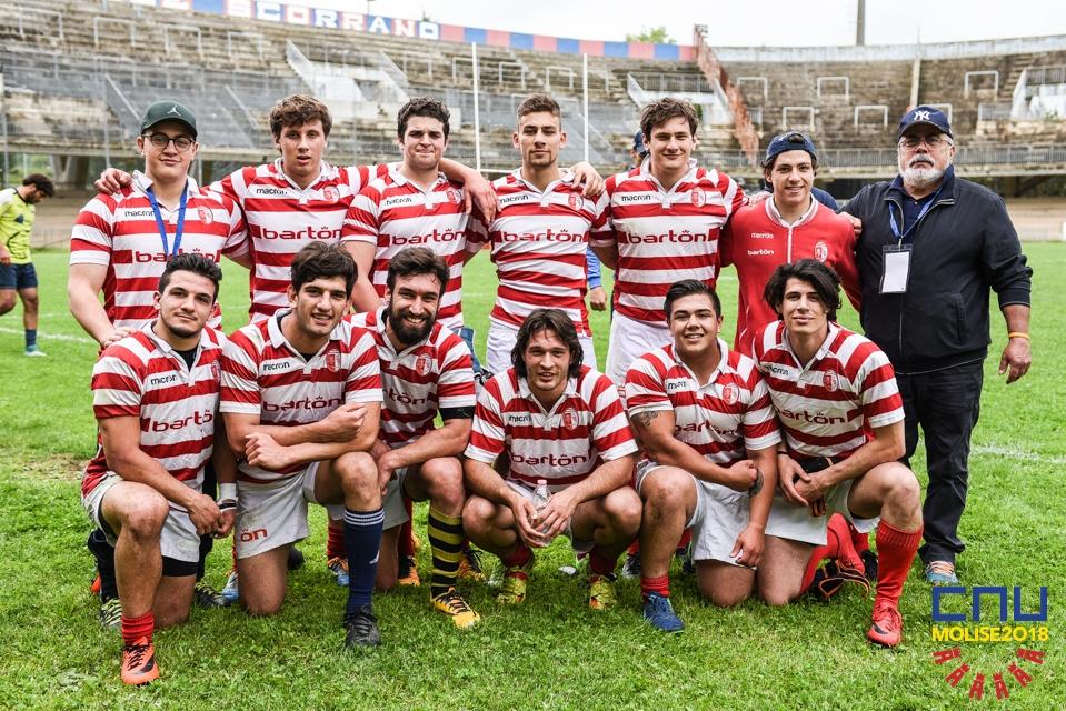 Cus Perugia (squadra) rugby a 7