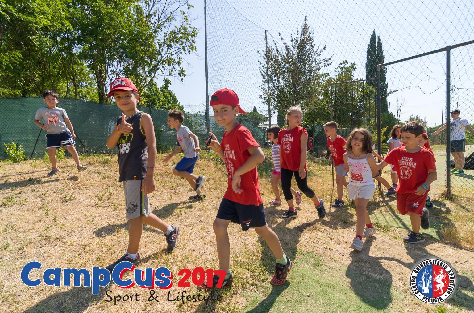 durante CampCus 2017 presso Centro Sportivo Bambagioni Perugia IT, 22 giugno 2017. Foto: Michele Benda [riferimento file: 2017-06-22/_7K03110]
