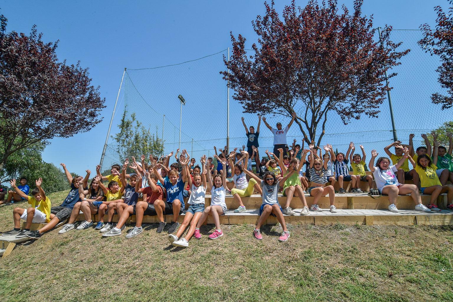 Campo da Beach Volley e Beach Tennis