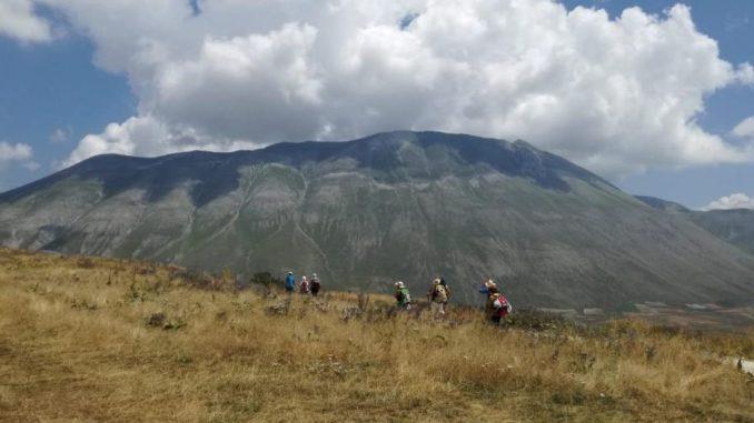 Via dei Pastori (Monte Vettore)